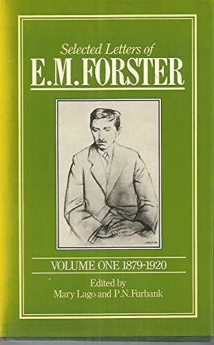 Selected Letters By E. M. Forster