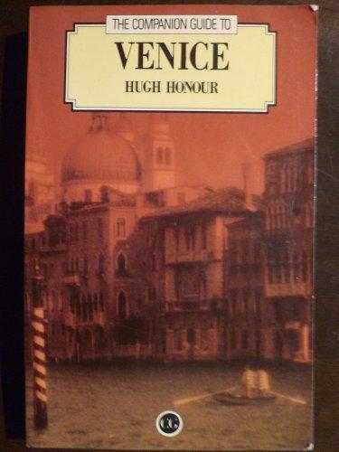 Venice By Hugh Honour