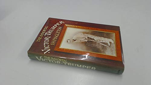 Immortal Victor Trumper By Jack Fingleton
