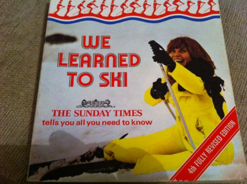"""We Learned to Ski By """"Sunday Times"""""""