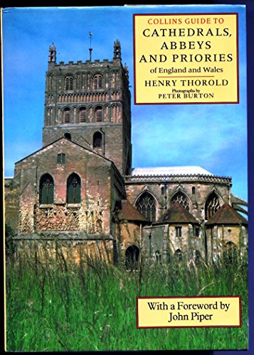 Collins Guide to Cathedrals, Abbeys and Priories By Henry Thorold