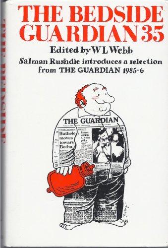 "The Bedside ""Guardian"" By Volume editor William Leslie Webb"