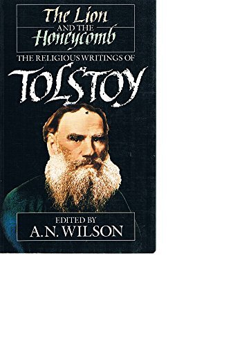 Lion and the Honeycomb By Leo Tolstoy