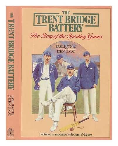 Trent Bridge Battery By John Lucas