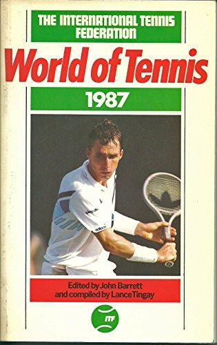World of Tennis By Volume editor John Barrett