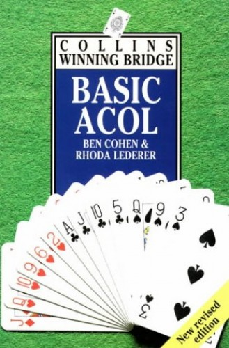 Basic Acol By Ben Cohen