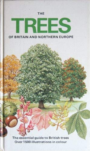 Trees of Britain and Europe By Alan Mitchell