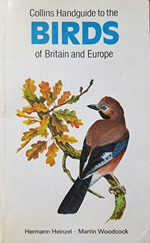 Handguide to the Birds of Britain and Europe By Martin Woodcock