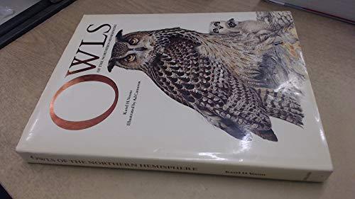 Owls of the Northern Hemisphere By Karel H. Voous