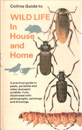 Wild Life in House and Home [Collins Guide] By Ove Winding