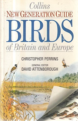Birds of Britain and Europe By Christopher Perrins
