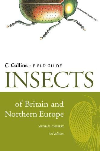 Insects of Britain and Northern Europe by Michael Chinery