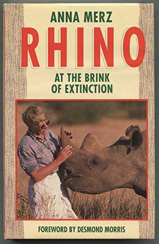Rhino By Anna Merz