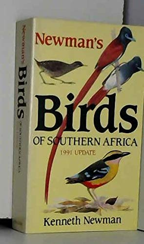 Newman's Birds of Southern Africa By Kenneth Newman