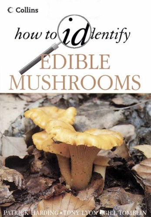 Edible Mushrooms By Patrick Harding