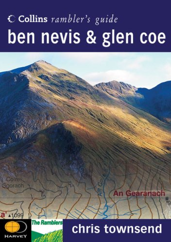Ben Nevis and Glen Coe By Chris Townsend