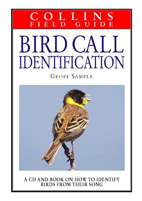 Bird Call Identification By Geoff Sample