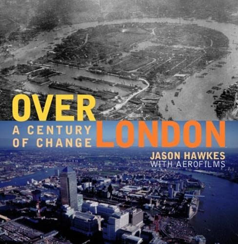 Over London By Jason Hawkes