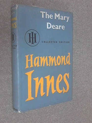"""Wreck of the """"Mary Deare"""" By Hammond Innes"""