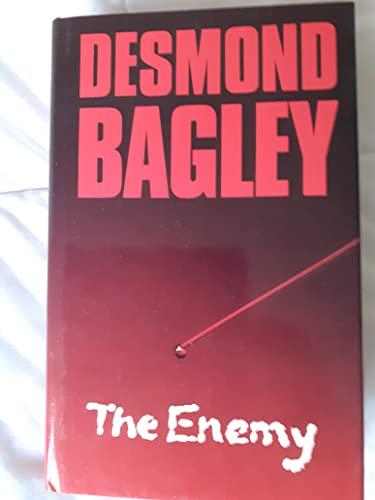 The Enemy by Desmond Bagley
