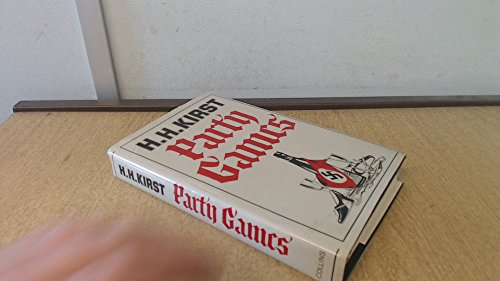 Party Games By Hans Hellmut Kirst