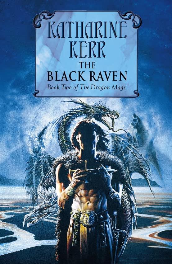 The Black Raven By Katharine Kerr