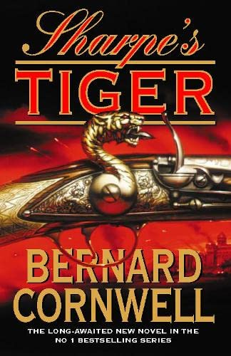 Sharpe's Tiger: The Siege of Seringapatam, 1799 by Bernard Cornwell