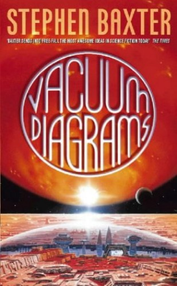 Vacuum Diagrams By Stephen Baxter