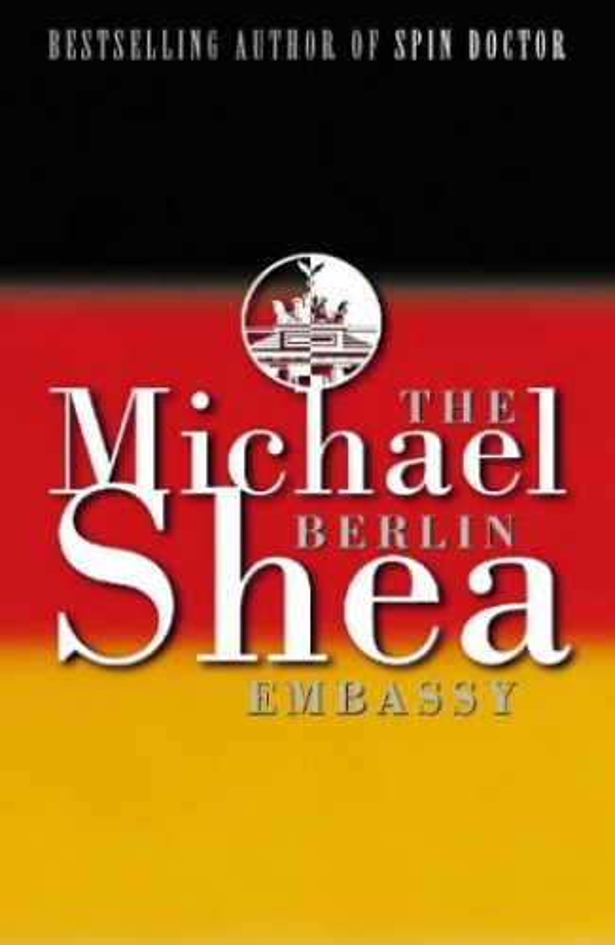 Berlin Embassy By Michael Shea