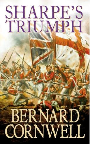 The Sharpe Series (2) – Sharpe's Triumph: The Battle of Assaye, September 1803 By Bernard Cornwell