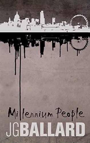 Millennium People By J. G. Ballard