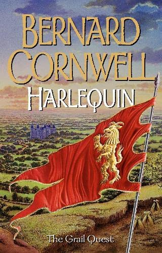 The Grail Quest (1) – Harlequin By Bernard Cornwell