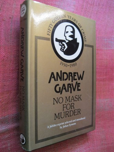 No Mask for Murder By Andrew Garve