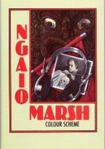 Colour Scheme By Ngaio Marsh