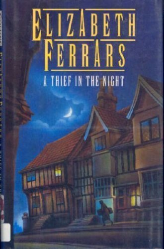 A Thief in the Night By Elizabeth Ferrars