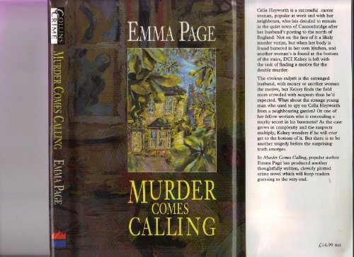 Murder Comes Calling By Emma Page