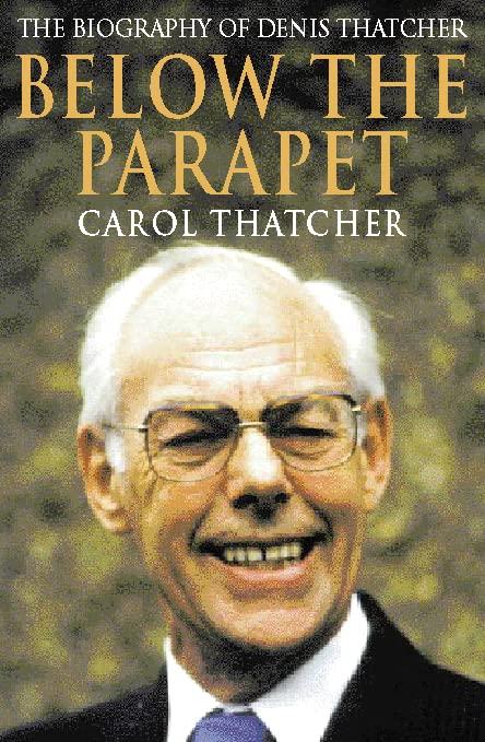 Below the Parapet By Carol Thatcher