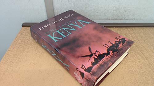 Nine Faces of Kenya By Elspeth Huxley