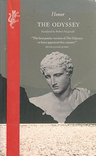 The Odyssey By Robert Homer; Fitzgerald