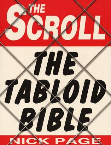 The Tabloid Bible: The Scroll By Nick Page