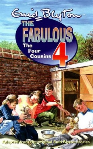 The Four Cousins By Enid Blyton