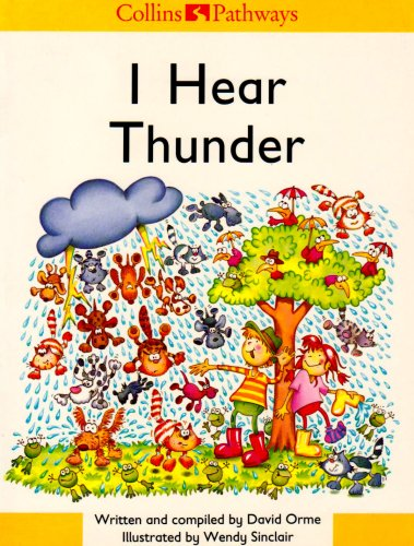 I Hear Thunder By David Orme