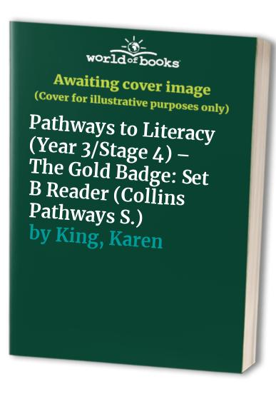 The Gold Badge By Karen King