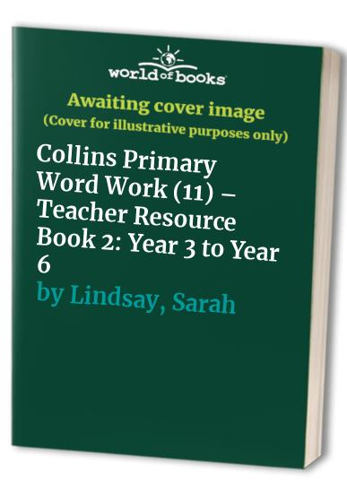 Collins Primary Word Work By Louis Fidge