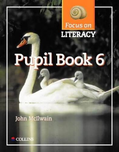 Focus on Literacy (43) – Pupil Textbook 6: Pupil Textbook Bk.6 By John McIlwain