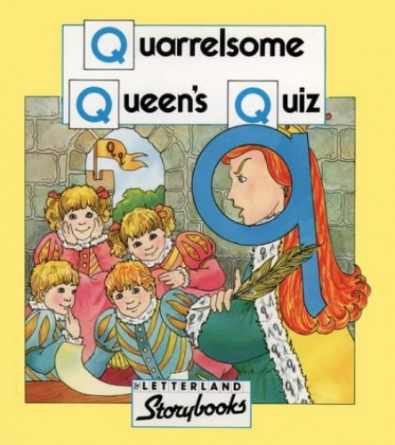 Quarrelsome Queen's Quiz By Stephanie Laslett