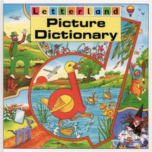 Letterland Picture Dictionary By Richard Carlisle