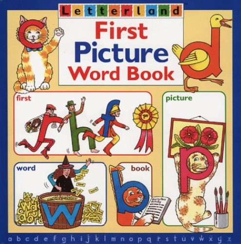 First Picture Word Book By Lyn Wendon