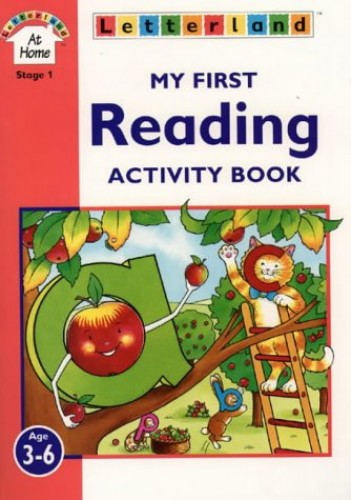 My First Reading Activity Book By Lyn Wendon