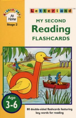 My Second Reading Flashcards By Lyn Wendon
